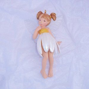 HALLMARK KEEPSAKE DAISY FAIRY ORNAMENT